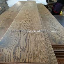 0.6-6.0mm Top Veneer European Oak Hardwood Engineered Wood Flooring