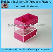 High Clear Acrylic Mini Plastic Storage Drawers