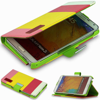 Hybrid Stand Wallet Flip Leather Case Cover For Samsung Galaxy Note 3 III N9000