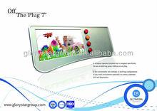 "7"" inch Retail Video digital screen as seen on tv Display toy industry children digital media player advertising digital signage"