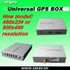 Gps box working with Alpine Car dvd(GPS650)