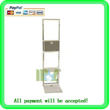 X-ray Film Cassette Shelf & Vertical Bucky Stand MSLXF09