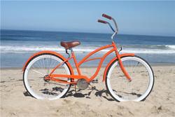 """26"""" steel bike beach cruiser"""