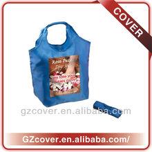 2014 Guangzhou best selling handmade cheap nylon foldable shopping bag