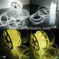 Fabricación de China 3528 led luz de tira 110 v 220 v 60/144 leds navidad a prueba de agua a prueba de agua 5050 smd arquitectónico símbolos