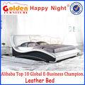 2840# foshan ouro fabricante de móveis de madeira cama box design