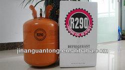 first grade R290 refrigerant gas butano