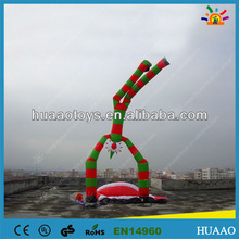 2014 funny sky dancer inflatable air man dancer for sale