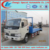 Dongfeng flat bed truck,flat bed trucking,used flat body truck