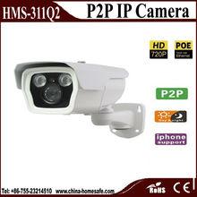 ONVIF P2P 1.0 Megapixel IP Camera ir viewerframe mode network ip camera Motion detection alarm