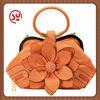 Vivid Flower Pattern Bag Women Fashion Tote Handbag