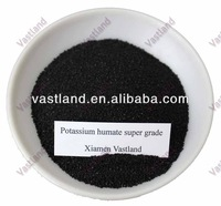 Organic fertilizer vermicompost super potassium humate
