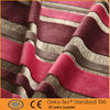 hot selling geometrical shaped velvet curtain fabric