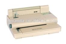 Alibaba hot selling desktop perfect binder YL-30,we are manufacturer
