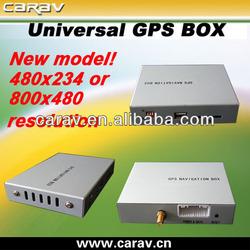remote control gps navigation car black box (GPS650)