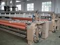 Automático de alimentação tear 190cm segunda mão de água- jet tear máquinas têxteis com simples derramamento