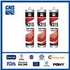 GNS high temperature black rtv silicone sealant