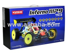 Brand New Kyosho Inferno MP9 TKI3 Competition 1/8 Off Road Buggy Kit [KYO31788B]