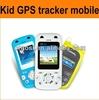 Primary School Kids Childrens Boys Girls GPS Position Tracker Safe Mobile Phone