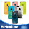 Manufacture silicone case for iphone 5c silicone case official with facotry price