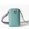 2013 PU Leather Fashion shoulder strap leather phone bag
