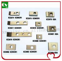 offset printing machine spare parts gripper pad for komori