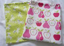 Beautiful cotton wash & laundry bag