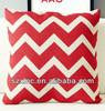Popular design custom digital printed plain pillow case canvas