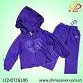 2014 nova moda de estilo 2 pcs set crianças roupas vestuário
