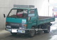 1990 Toyota Dyna BU66D 2 Ton Dump Truck