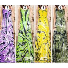 Adult batik long dress