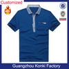 100% cotton pocket polo shirts 2013 design