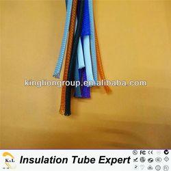 UL VW-1 nylon pet/nylon braided expandable cable protectio