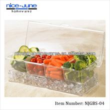 As seen on tv acrylic condiment box