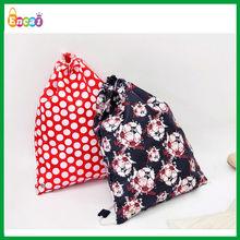 Encai Factory Fashion Travel Organizer Drawstring Shoes Bag/Waterproof Folding Tote Shoes Pouch/Clothes Storage Bag