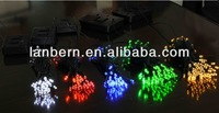 lights led low price business opportunity rgb or single color outdoor holiday 5m 50leds LED string christmas decoration