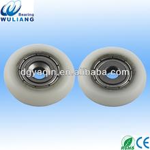 SF688 super hot new design sliding roller,nylon door roller