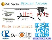 surgical medical reusable bipolar forceps &laparoscopic bipolar forceps&Medical Forceps Suppliers Tweezers Medical