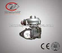 GT1749V Turbo Garrett for Toyota Auris2.0 D-4D 721164-0003 17201-27030