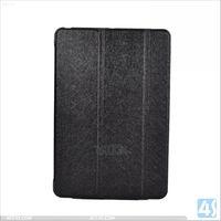 Hot product 3 folding pu leather flip cover case for ipad mini retina case