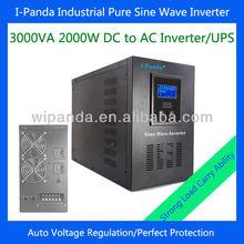 converter 3000VA 2000W 24V 48V (optional)