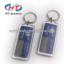 HTW301 blank acrylic keychain
