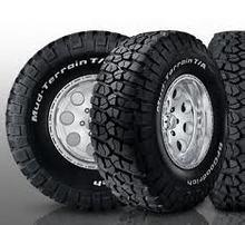 BF Goodrich Mud Terrain KM 2 Tyres