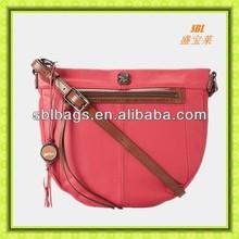 2013 new model lady handbag shoulder bag&designer women leather handbags SBL-5115