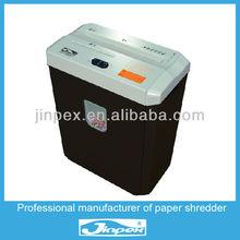 paper shredder with 21L waste bin capacity