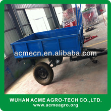 ACME Small Walking Tractor Tipper Trailer for sale