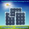 Guangzhou high quality 25wp 30wp price per watt solar panels