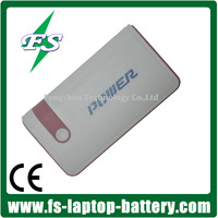 High quality 5200mAh Mobile power bank For iPhone,Samsung,Motorola,Nokia,Sony Ericsson,HTC,PSP,LG