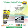 polyurethane joint sealant for car Windscreen with good quality