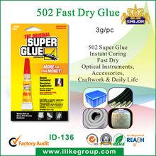 magic super glue Fast Dry 3g (OEM available)